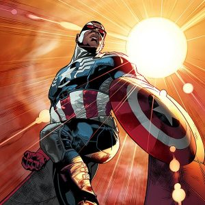 Black captain america